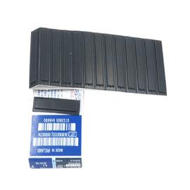 China Customized 58KHz High sensitivity Black soft EAS Labels 45 * 10.8mm distributor