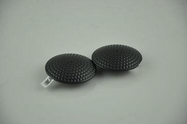 China Reusable Black EAS Hard Tag , Fire Retardant Plastic Golf Security Tag distributor